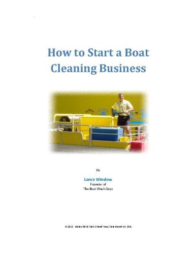 How to Start a Boat Cleaning Business