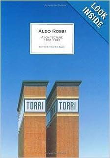 Aldo Rossi The Architecture Of The City Pdf