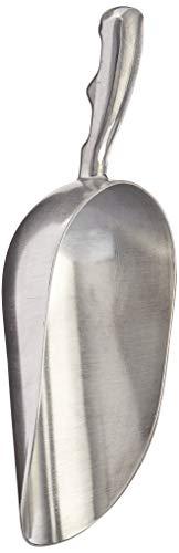 Thunder Group ALTWSC024 Scoop, 24-Ounce 24 Ounce Aluminum Scoop