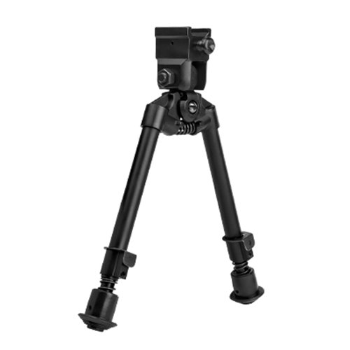 Tactial Rifle Bipod With Quick Release Mount And Adjustable