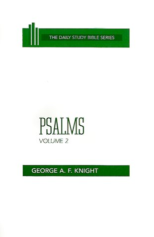 Psalms: Volume 2 (Daily Study Bible (Westminster Hardcover))