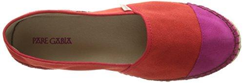 Rose Espadrillas Basse Premium Pare Rosso 43 Fonce Gabia Donna Rouge VP t8RREIqw