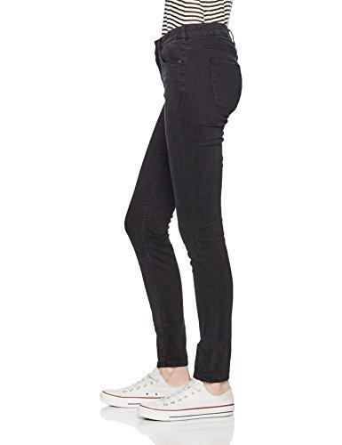 Soda black Nero Scotch Rock Slim Sottile precious Jeans la Donna amp; Bohemienne Nos gamba H5OxwqAF5