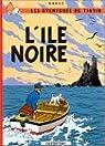 Les Aventures de Tintin, tome 07 : L'Île Noire par Hergé