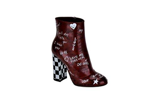 Ct0376 Donne Delle Tronchetto Stivali Dolce Gabbana amp; xpaPBpwEq