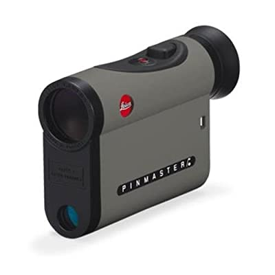 Leica 40533 Pinmaster II Laser Rangefinder for Golf and Hunting with Case from Hayneedle