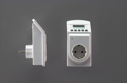 TFA Dostmann Thermo-Timer mit Zeitschaltuhr 37.3000
