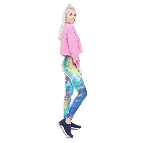 Fitness Haute Femme Stretch 3d 2 Leggings Yoga Taille Piece Imprimé Pantalon Femme One Sw8qZZ5