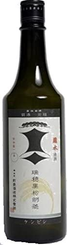 剣菱酒造 瑞穂 黒松剣菱 瓶 [ 日本酒 兵庫県 720ml ]