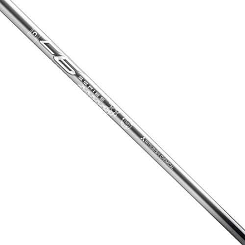 ゴルフ 三菱 C6ブラックハイブリッド/アイアン60 シニアフレックス 5-PW グラファイトシャフト - シャフト6個セット。 B07KMKXNKD