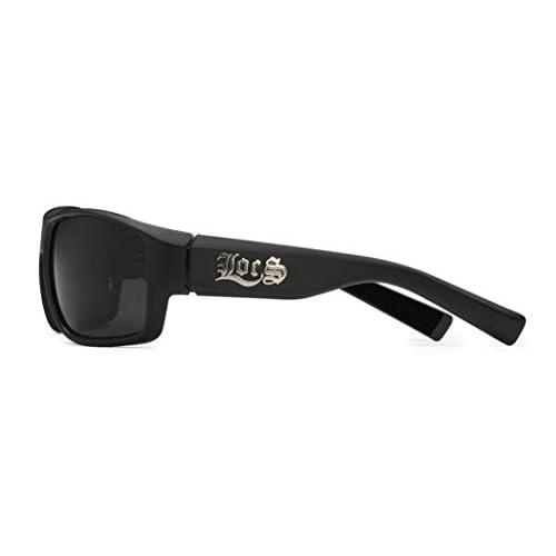 25b3e2da382 new Locs Two Tone Original Gangsta Shades Men s Hardcore Dark Lens  Sunglasses