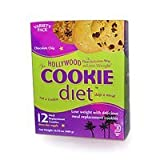 HOLLYWOOD DIET COOKIE DIET,CHOC CHIP, BOX by Hollywood Miracle Diet