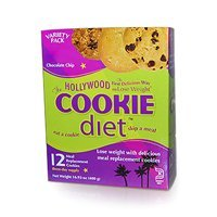 HOLLYWOOD DIET COOKIE DIET,CHOC CHIP, BOX by Hollywood Miracle Diet by Hollywood Miracle Diet