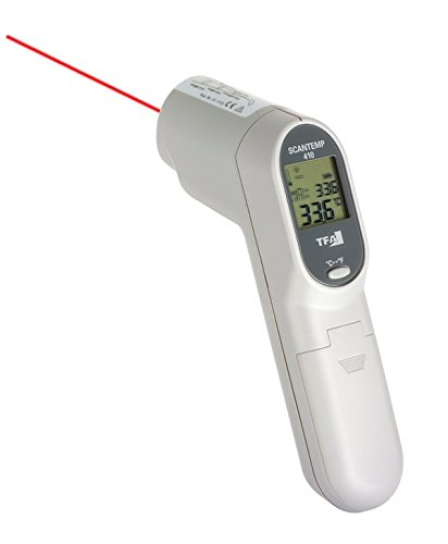 TFA 31.1115 Thermom/ètre infrarouge ScanTemp 410