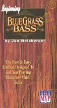 Beginning Bluegrass Bass