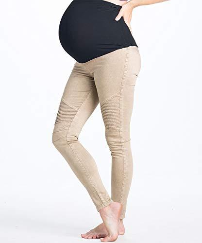 Jeans Romancan Jeans Kaki Femme Romancan Femme Kaki Hwvqz
