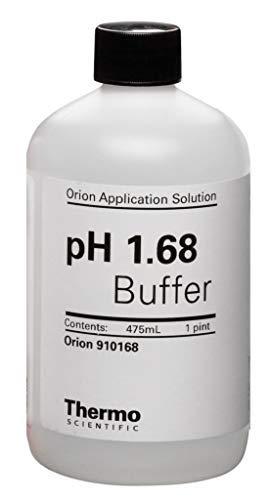 Thermo Scientific Orion 910168, pH 1.68 Buffer, 475mL Bottle, 1 per Each