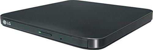 LG SP80NB80 8x External DVD writer DVD±RW DL USB 2.0 Ultra Slim Portable