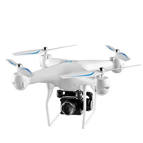 RR-Drone Drone 4K Rotating Camera Quadcopter HD Aerial Photography Air Pressure Hover A Key Landing Flight 20 Minutes RC…