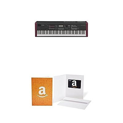 Yamaha MOXF8 Music Production Workstation with $250 Amazon.com Gift Card