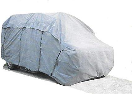 Hbcollection Schutzhülle Für Kastenwagen Camper Travel Van Kompakte Wohnmobile Reisemobile 6 7 M Länge Garten