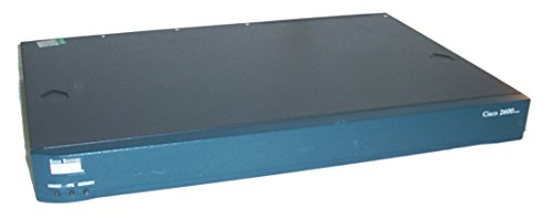 Cisco CISCO2620 2620 10/100 Ethernet Modular Router
