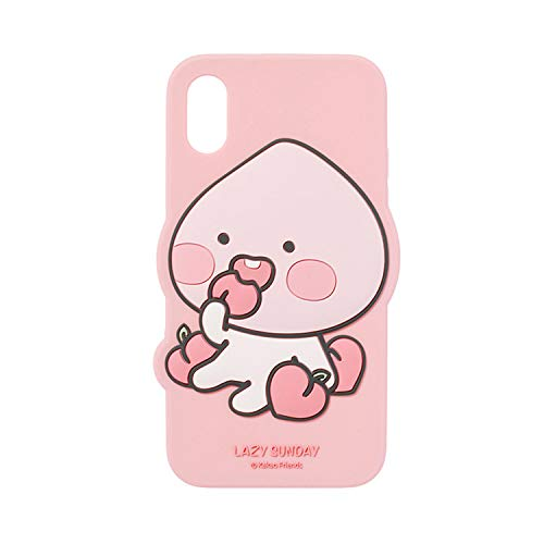 KAKAO FRIENDS Official- Lazy Sunday iPhone Case (X/XS) (Apeach)