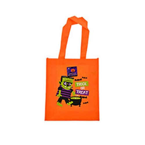 Halloween Trick or Treat Tote Bags ~ 12