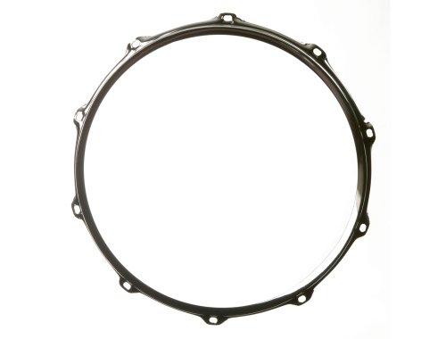 S Hoop 10-lug Snare Batter Side Drum Hoop - 14