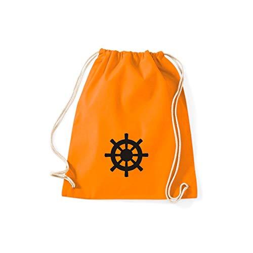 Bateau Couleurs Gouvernail Capitaine Skipper Plusieurs Orange Shirtstown Gymsac OxT5fwq85t
