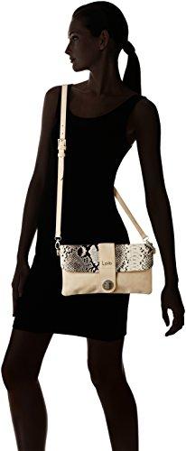 Sable Pochette Beige Unique LPB Taille Woman Noir W16b0304 FypgcSq0