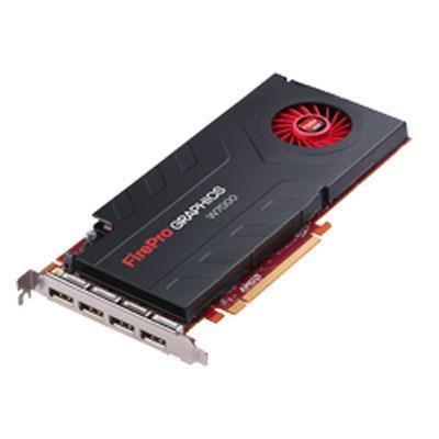 AMD FirePro W7000 4GB GDDR5 4DisplayPort PCI-Express Workstation Graphics Card 100-505634 ()