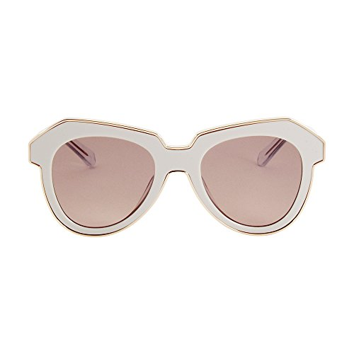 Karen Walker One Astronaut Grey Lens Sunglasses - Karen One Walker