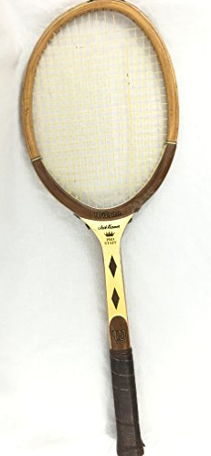 Wilson Jack Kramer Pro Staff Wood Tennis Racquet Vintage Antique Collectible Very Rare!