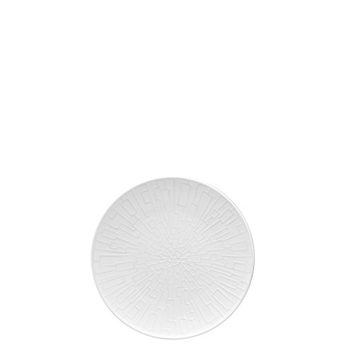 Bread & Butter Plate, 6 1/4 inch | TAC 02 Skin Silhouette (Silhouette Rosenthal)