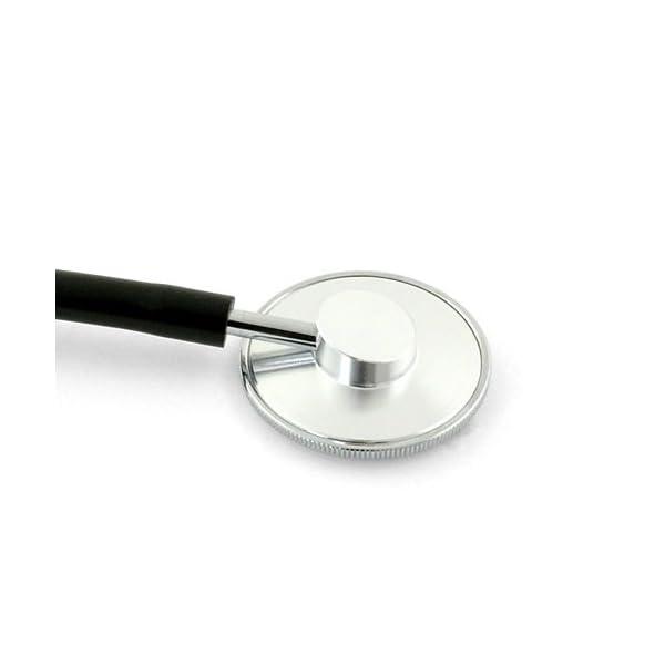 teqler cabeza plana de estetoscopio 3