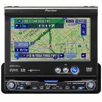 Pioneer Avic-N3 Dvd Memory Navigation System