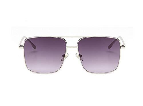 Lunettes Hommes de de Silver UV400 de FlowerKui lunettes soleil décoration protection soleil de Lunettes Conduire Lunettes soleil Femmes YRq1Pd