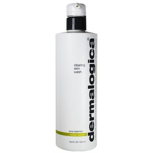 Dermalogica Medibac Clearing Skin Wash 16.9oz(500ml) Fresh New