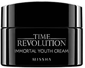 Missha Time Revolution Immortal Youth Cream [Korean Import] - 50 ml