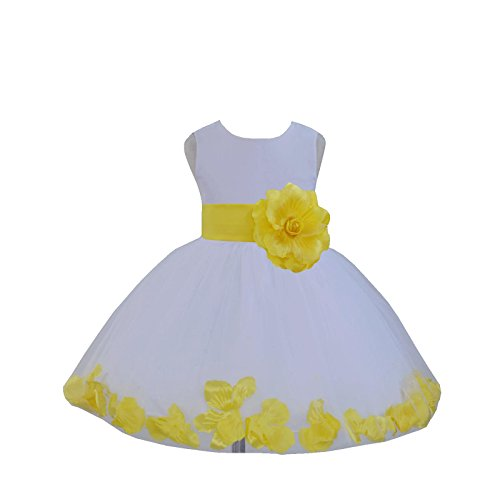 beautiful yellow quinceanera dresses - 5