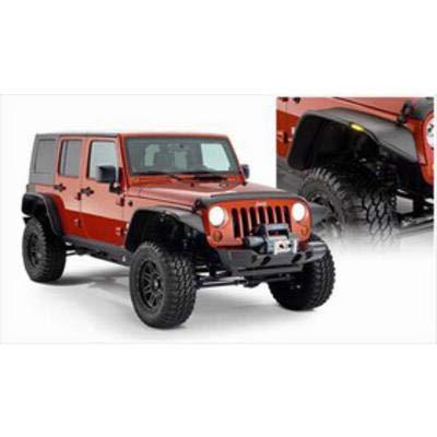jeep bushwacker fenders - 5