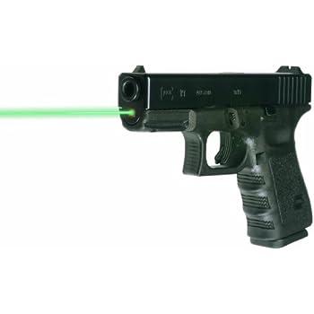 Lasermax guide rod red laser for gen 4 glock 23 lms-g4-23.