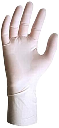 Cleanroom Compatible Nitrile Gloves, X-Large (Case of 10 Bags - 100/Bag)