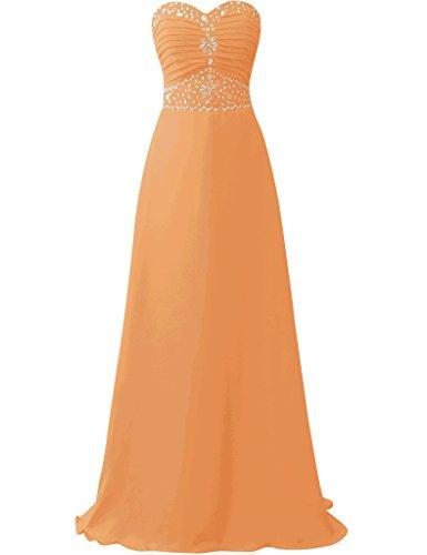 Orange Vestito Donna HUINI Orange HUINI Donna Vestito Vestito Donna Donna Orange HUINI HUINI Vestito wgwAxdXq