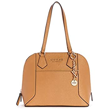 GUESS Factory Womens Cadwell Dome Satchel