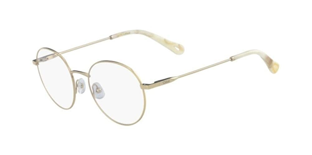 Chlo/è Ce2136 717 50 Monturas de gafas Unisex-ni/ños Gold