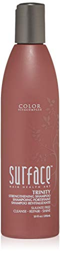Surface Trinity Strengthening Shampoo Color Lock 10oz