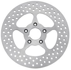 Spoke Rotor 5 (BIKERS CHOICE 5-SPOKE ROTOR FRONT HARLEY TWIN CAM 00-09)