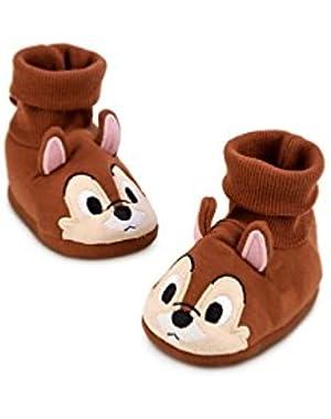 Disney Store Chip Baby Costume Chipmunk Soft Shoes Boys Girls